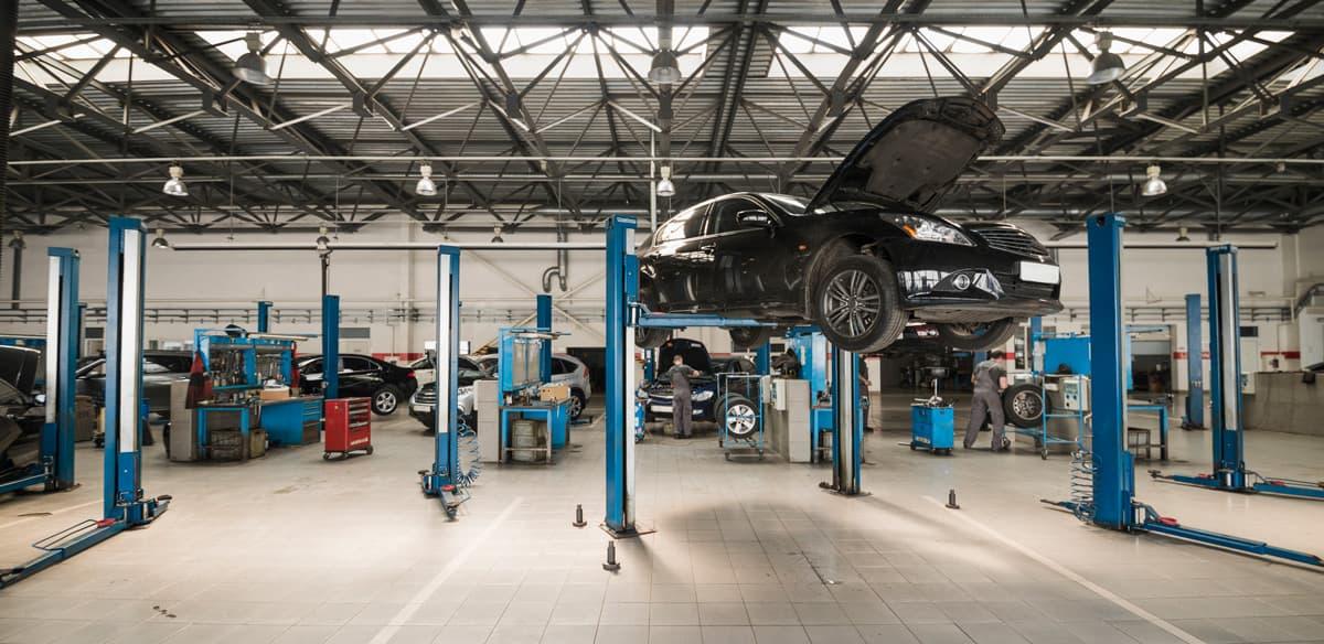 taller de coches en Sevilla